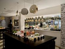 Frokostbuffét på Hotel Norge by Scandic