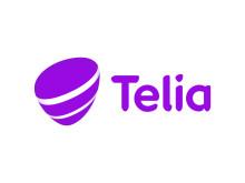 Telia-logo (lilla)