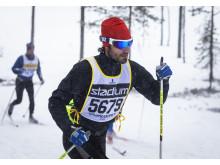Prins Carl Philip i Vasaloppet 2019