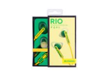 Urbanista Rio Mellow Yellow - Sporthörlur