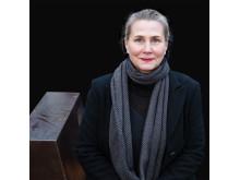 Karin Starre, mottagare av Musikens Möjliggörare. Foto Mattias Ek/Stockholm stad.