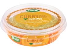 Hummus Curry rotfrukt_snett uppifrån