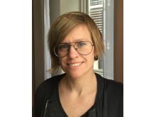 Malin Indremo, psykolog inom könsdysforiteamet/BUP vid Akademiska sjukhuset