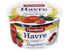 Fjordland Havrelunsj med hagebær