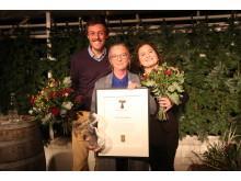 Vinnare och finalister Utstickarpriset 2018