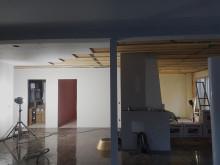 Ombyggnation av det som ska bli Sveriges modernaste Eko-hus.