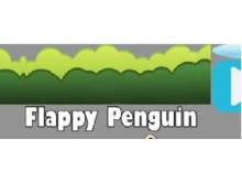Flappy Penguin - farlig Flappy Bird-kopia