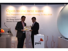 PwC Singapore Official Office Opening