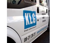 Fordonsdekor KLG