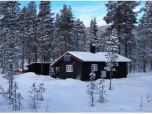 Valsjøhytta i Rendalen Hedmark.