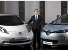 Renault Nissan alliansen - konsernsjef