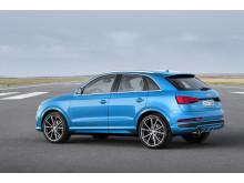 Q3 blue side rear