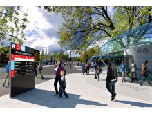 M2016: Visjon for Arkitekt Rivertz plass
