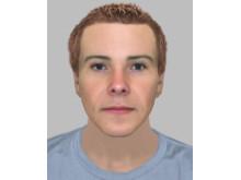 E-Fit image - Burglary in Wheatley