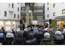 Freier Eintritt für Advenstkonzerte in der Kundenhalle der Stadtsparkasse München