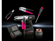 Rittals sortiment av verktyg
