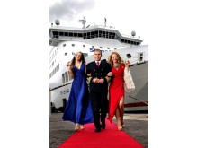 Stena Line ladies in cruise control