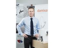 Ole Sander, adm. direktør i Ostnor Danmark