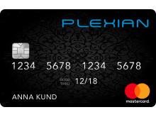 Plexian Mastercard