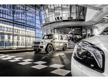 Mercedes-AMG Performance Center i Berlin