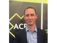 Hi-res image - ACR Electronics - New ACR Electronics Sales Manager Guillaume Delcourt