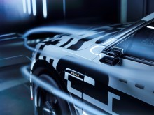 Audi e-tron aerodynamic (fra siden close up)