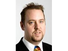 Andreas Stubelius, portföljutvecklare på Energimyndigheten