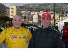 Toni Hansen og Per Brodersen