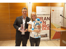 1. Innovationspreis der Stiftung für Bibliotheks-Forschung für Projekt der Wildauer Stadtbibliothek mit der Technischen Hochschule Wildau
