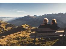 Berner Oberland: Ausruhen auf der Tschentenalp