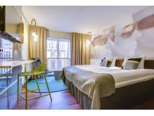 CH Vesterbro Hotellrom