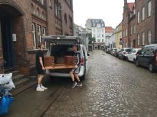 Gloover på gaden