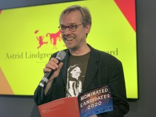 Juryn presenterar nomineringslkistan för 2020