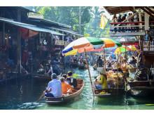 Hit sökte sig svenskarna under 2018 - Thailand