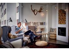 Ikea Hotell - Læsning og afslapning