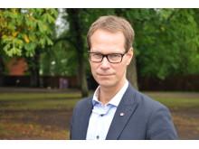 Koalition för Linköping: Mikael Sanfridson (S)
