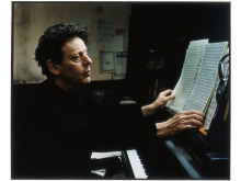 Philip Glass. Photo: Philip Maier
