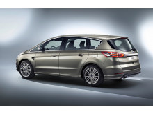 nya Ford S-MAX - bild 2
