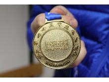 Svenskt curlingguld i Universiaden