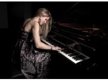 Anni Kaartinen, pianist och masterstudent vid Kungl. Musikhögskolan