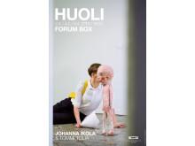 Johanna Ikola & Tommi Toija: Huoli
