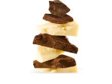 Bageriets Bästa kakor mörk och vit choklad