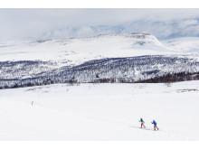 Längdskidåkning Bruksvallarna/Ramundberget