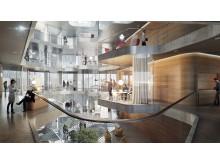 EnTek atrium