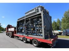 Hydrogenstasjon på vei til Oslo Lufthavn