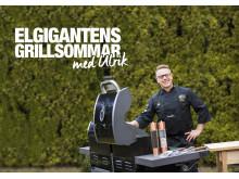 Ulrik Lindelöv, Head Chef för Svenska Grillandslaget