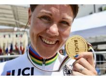 Anna Beck världsmästare 2018