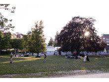 Folkets park i Malmö