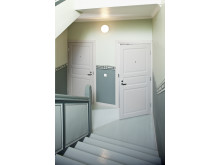 JELD-WENin kerrostaso-ovet Fire 801