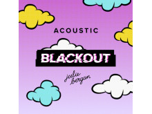Julie Bergan / Blackout Acoustic / Artwork